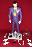 Batman The Animated Series: The Joker - Complete Loose Action Figure